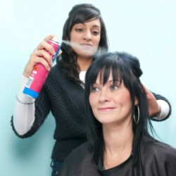 Toxic Chemicals in Salon Products